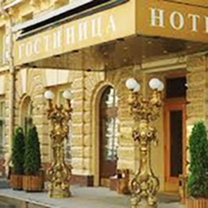 Гостиницы Белого Яра