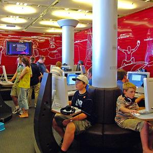 Интернет-кафе Белого Яра