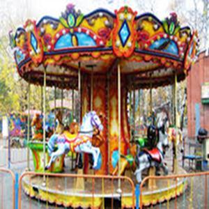 Парки культуры и отдыха Белого Яра