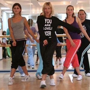 Школы танцев Белого Яра