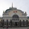 Железнодорожные вокзалы в Белом Яре