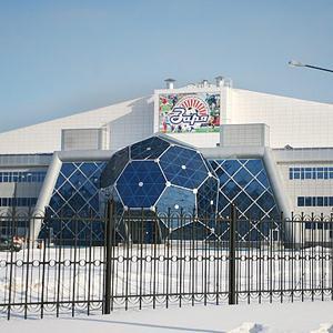Спортивные комплексы Белого Яра